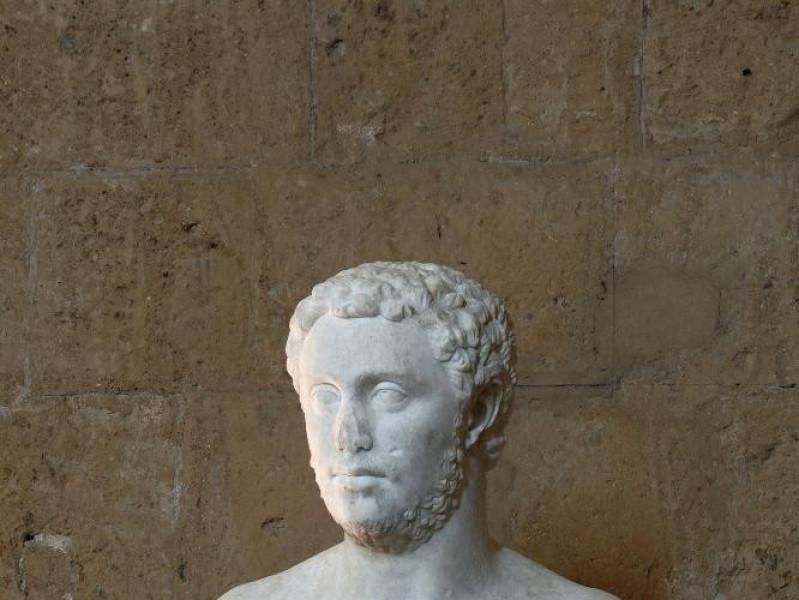 Ritratto di Geta. 209-211 d.C. Fedeli, Marcello; jpg; 1417 pixels; 2126 pixels