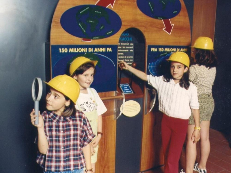 Geo-Lab - Museo laboratorio di scienze della  jpg; 768 pixels; 605 pixels