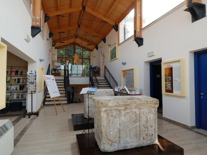 "Centro visita e documentazione ""U.Ciotti"". Ga ; jpg; 2126 pixels; 1417 pixels"