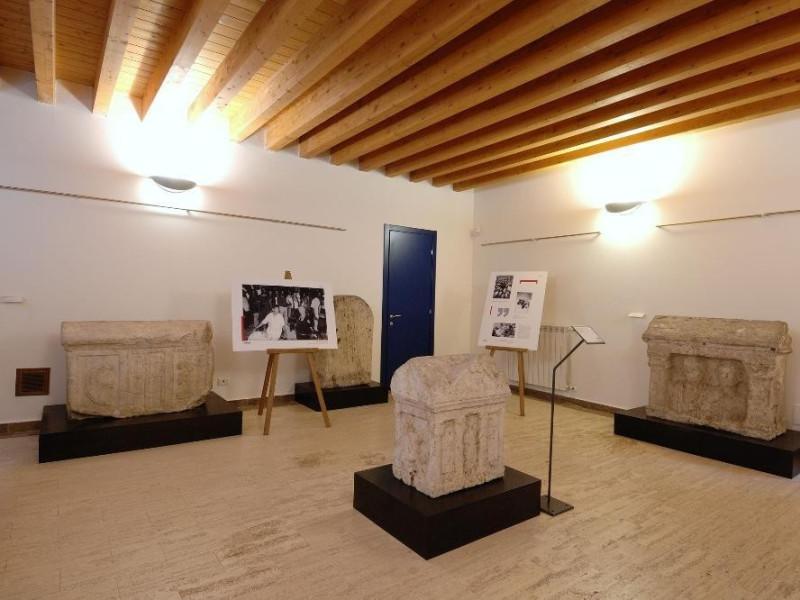 """Centro visita e documentazione """"U.Ciotti"""". Sa ; jpg; 2126 pixels; 1417 pixels"""
