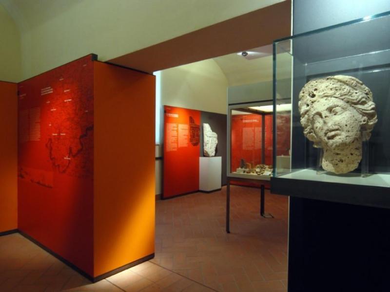 Museo archeologico CAOS (CENTRO ARTI OPIFICIO Bellu, Sandro; jpg; 929 pixels; 622 pixels