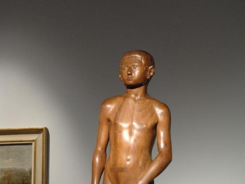 "Museo d'Arte moderna e contemporanea ""Aurelio Fedeli, Marcello; jpg; 1417 pixels; 2126 pixels"