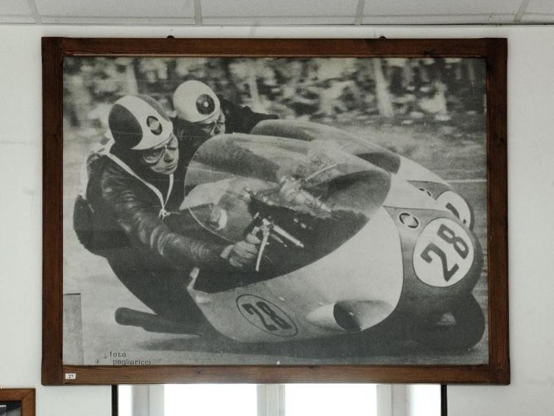 Museo del Motorismo ternano. Fotografia. Libe Fedeli, Marcello; jpg; 2126 pixels; 1417 pixels