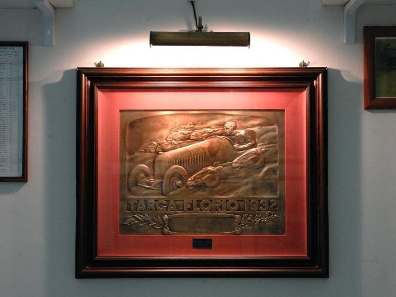 Museo del Motorismo ternano. Targa Florio, 19 Fedeli, Marcello; jpg; 2126 pixels; 1417 pixels