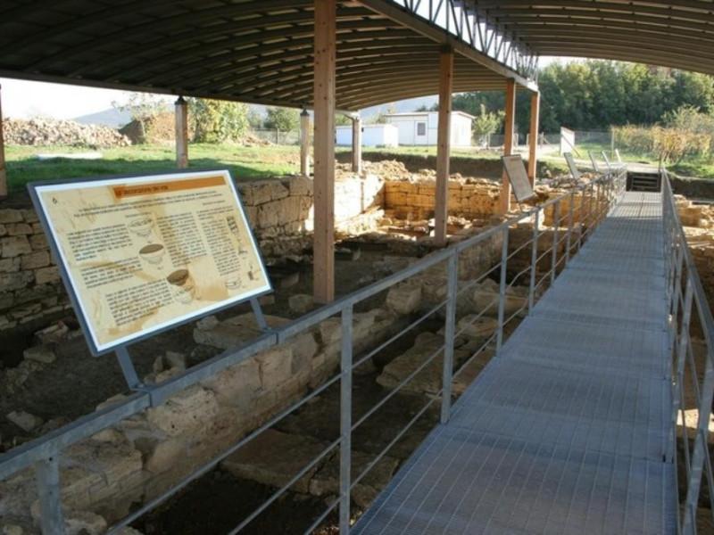 Scavo archeologico Università di Perugia – Scavo di Scoppieto; jpg; 768 pixels; 512 pixels