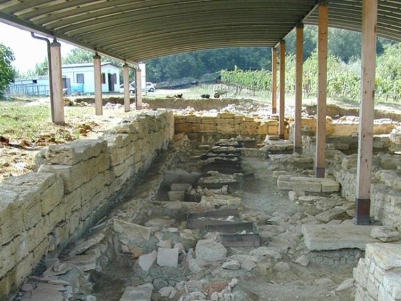 Scavo archeologico Università di Perugia – Scavo di Scoppieto; jpg; 576 pixels; 768 pixels