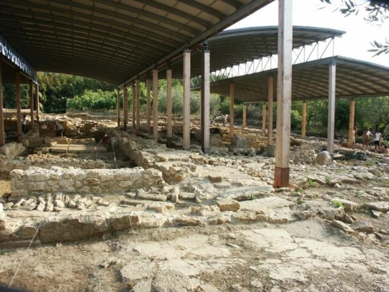 Scavo archeologico Università di Perugia – Scavo di Scoppieto; jpg; 768 pixels; 576 pixels