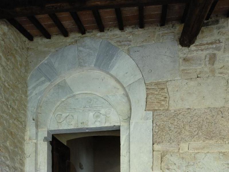 Parco archeologico di Carsulae. Chiesa dei SS ; jpg; 1417 pixels; 2126 pixels