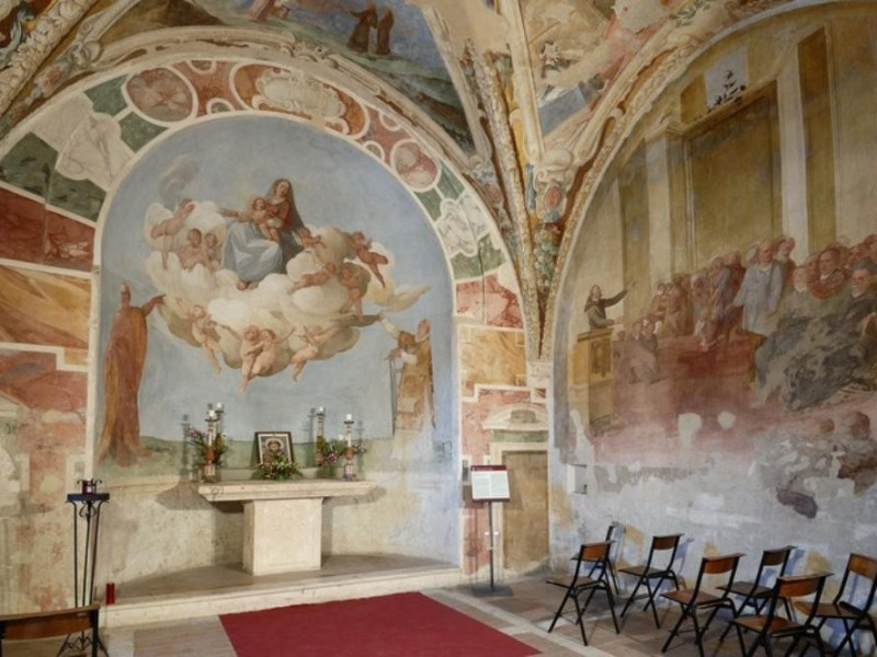 Cappella. Fedeli, Marcello; jpg; 768 pixels; 511 pixels