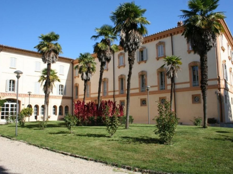 Villa Faina. Facciata posteriore.  Parco Tecnologico 3A-Progetto Ville e Giardini Regione Umbria; jpg; 768 pixels; 512 pixels