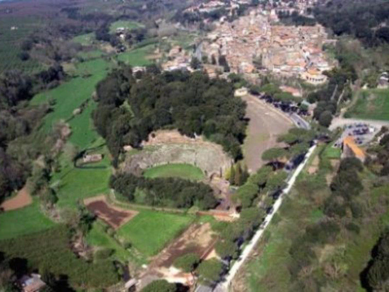 Area archeologica di Sutri