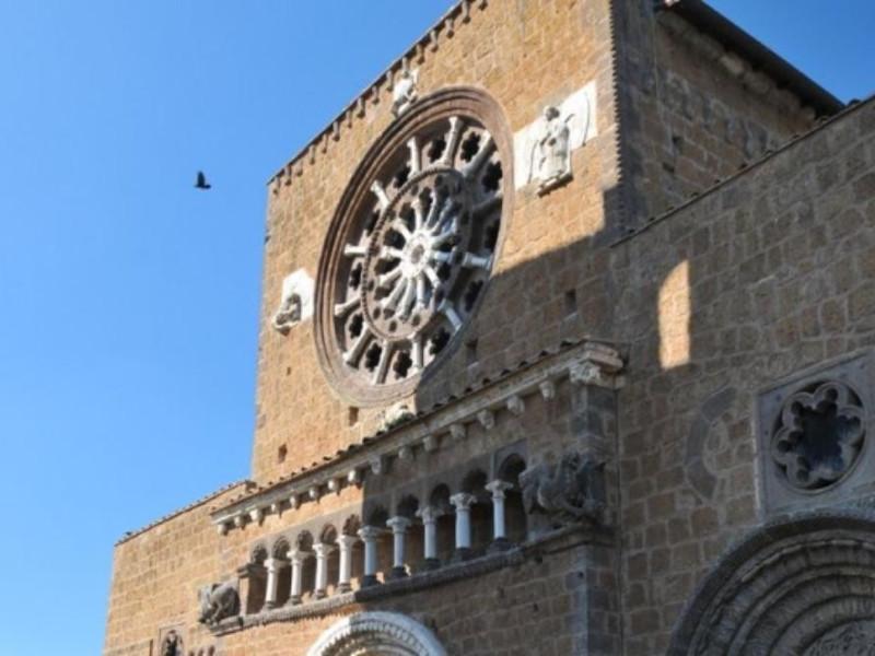 Tuscania, Chiesa di Santa Maria Maggiore