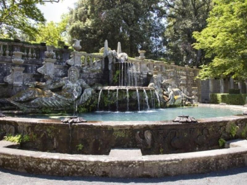 Viterbo, Villa Lante Bagnaia