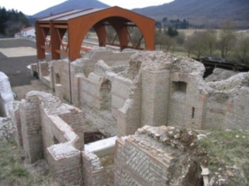 """Antiquarium comunale """"Villa di Traiano"""""""