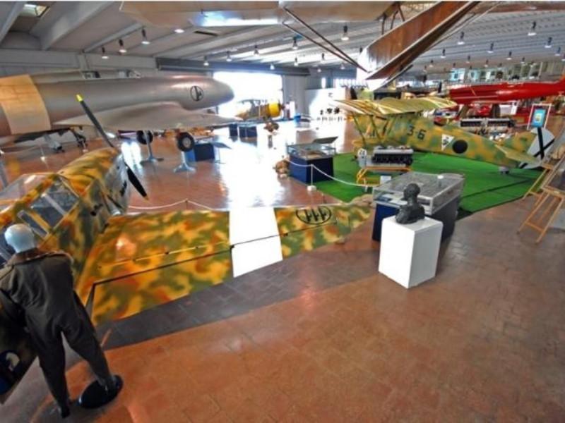 Bracciano, MUSEO STORICO DELL'AERONAUTICA MILITARE