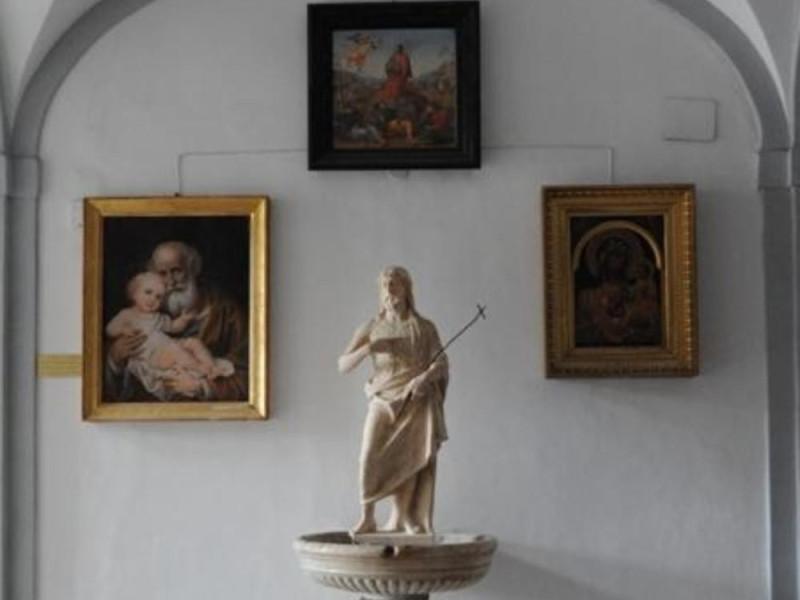 Museo del Santuario Madre del Buon consiglio