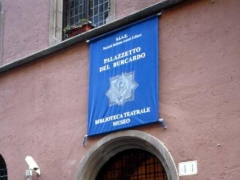 Roma, BIBLIOTECA E RACCOLTA TEATRALE DEL BURCARDO