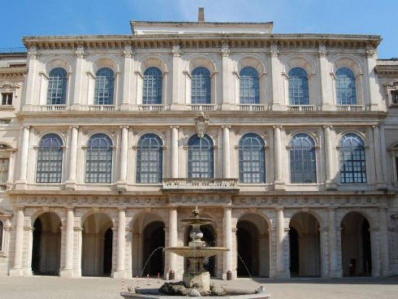 Roma, palazzo Barberini