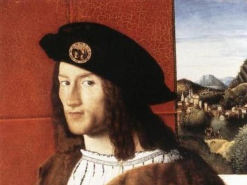 Bartolomeo veneto - Ritratto di gentiluomo