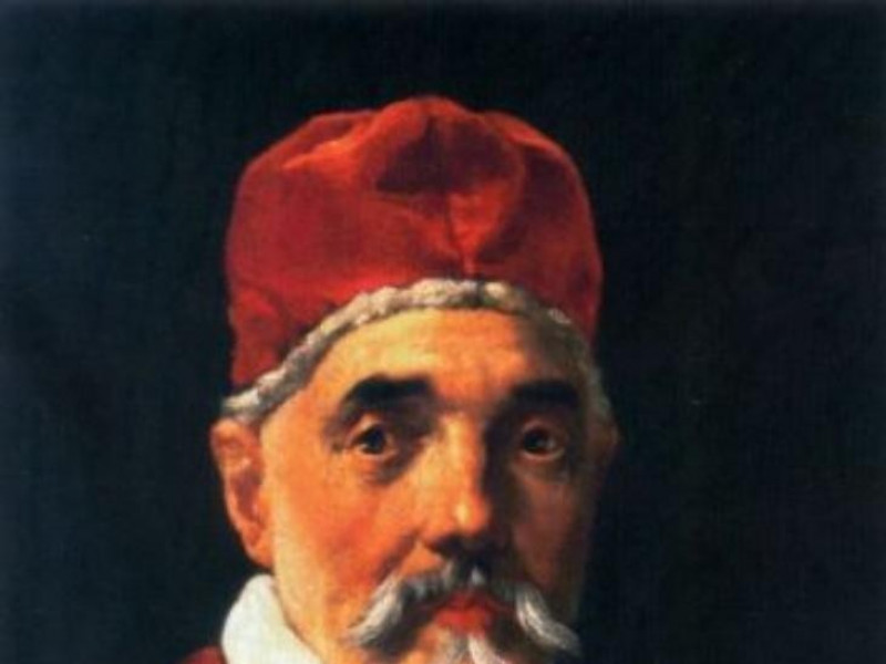 Gian Lorenzo Bernini - Ritratto di Urbano VII