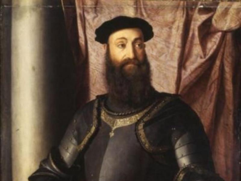 Bronzino - Ritratto di Stefano Colonna