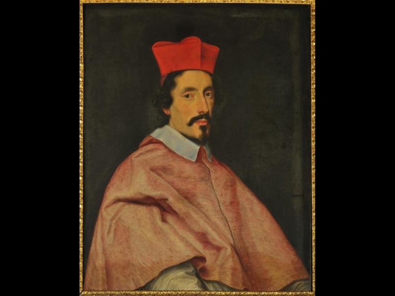 Baciccio - Ritratto del cardinale Neri Corsin