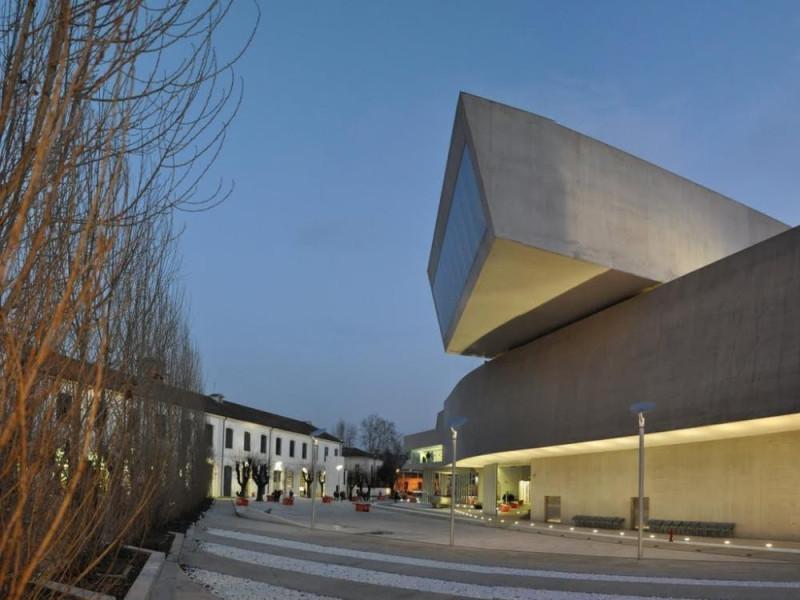 MAXXI - Museo nazionale delle arti del XXI se