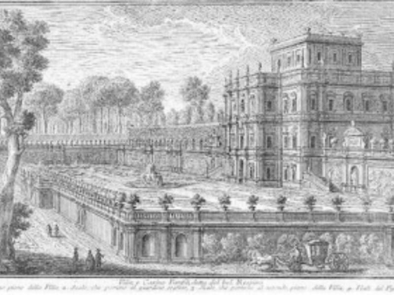 Museo della villa Doria Phampilj