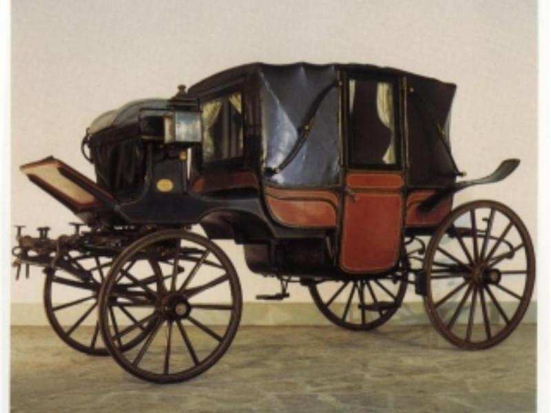 Museo delle carrozze d'epoca