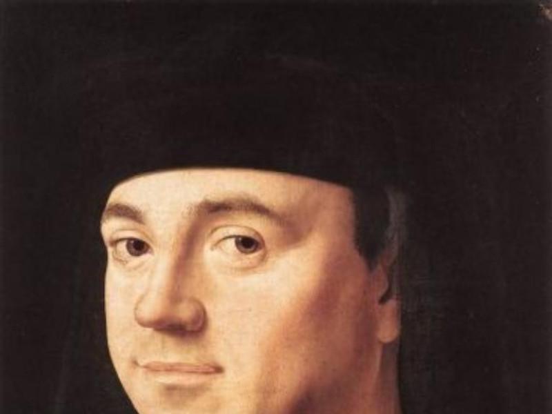 Antonello da Messina - Ritratto di uomo