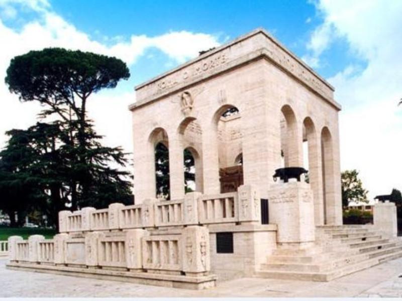 Roma, MAUSOLEO OSSARIO GARIBALDINO