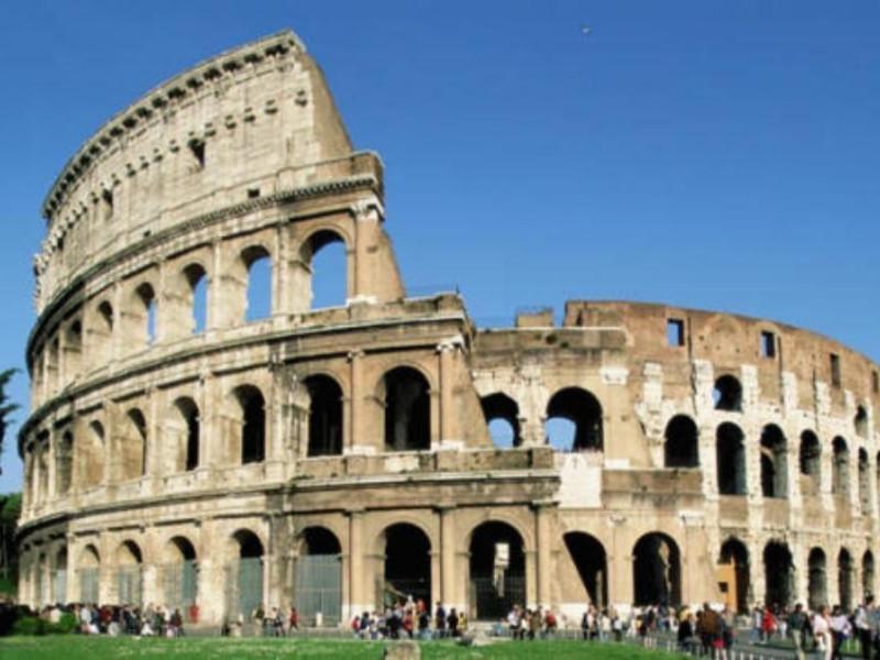 Roma, Anfiteatro Flavio - Colosseo
