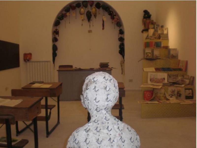 Interno Museo delle scritture