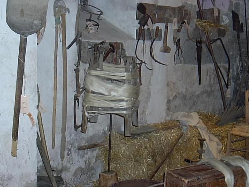 Castel Morrone, Casa Museo Laboratorio della Civiltà Rurale