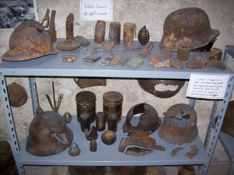 Prata Sannita, Museo Storico Militare