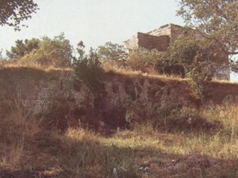 Area archeologica di Sinuessa, villa romana i