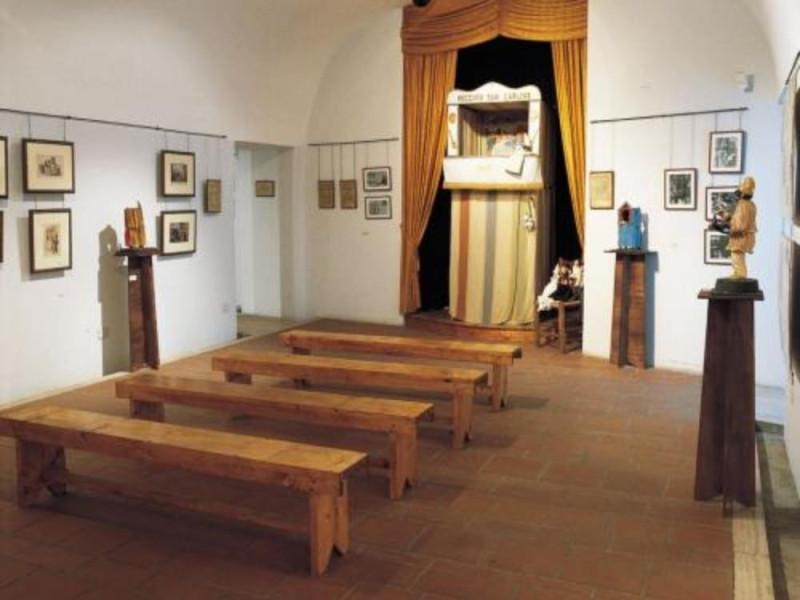 Museo di Pulcinella, del Folklore e della Civiltà Contadina