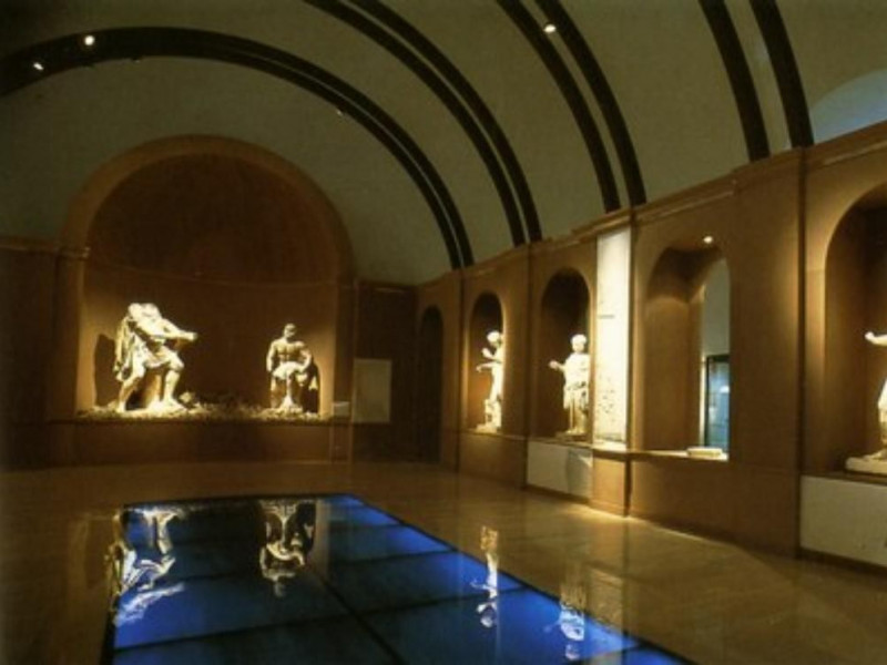Museo Archeologico dei Campi Flegrei, Ninfeo