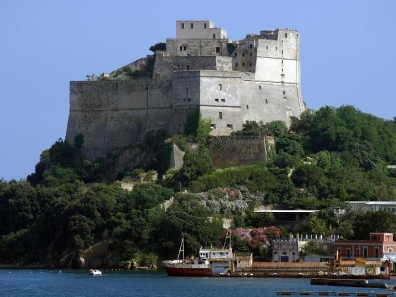 Castello di Baia, sede del Museo