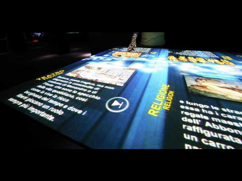 Ercolano, MAV - Museo Archeologico Virtuale