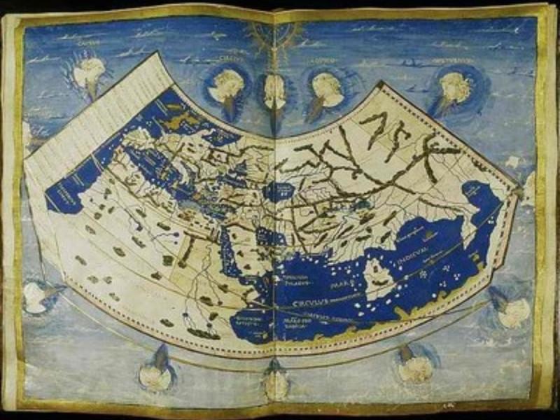 Codice - Cosmografia di Tolomeo