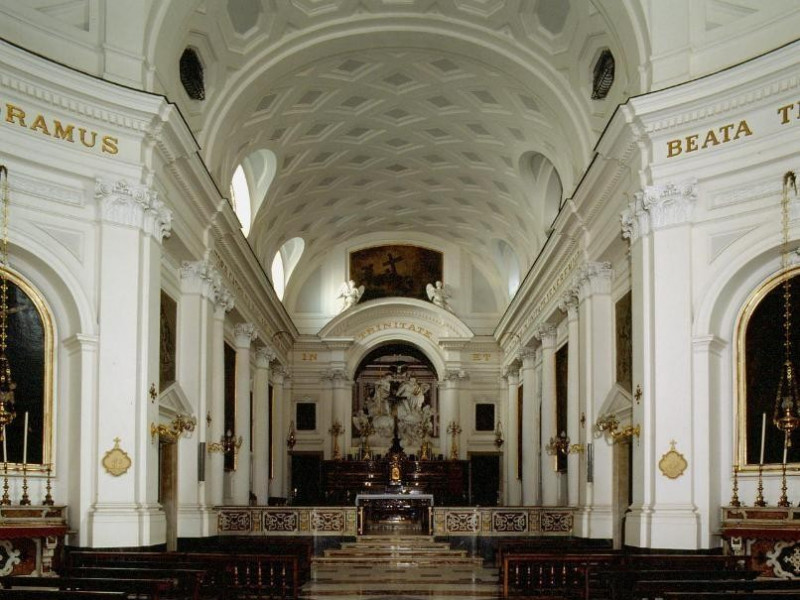 Napoli, Complesso Museale dell'Augustissima Arciconfraternita dei Pellegrini
