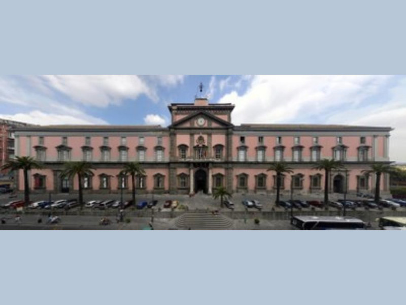 Museo Archeologico Nazionale di Napoli, vedut