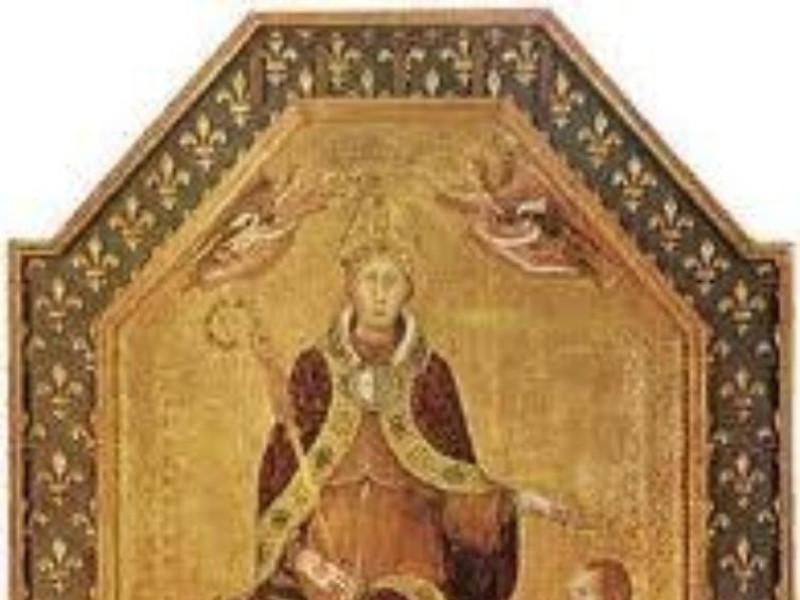Simone Martini-San Ludovico da Tolosa