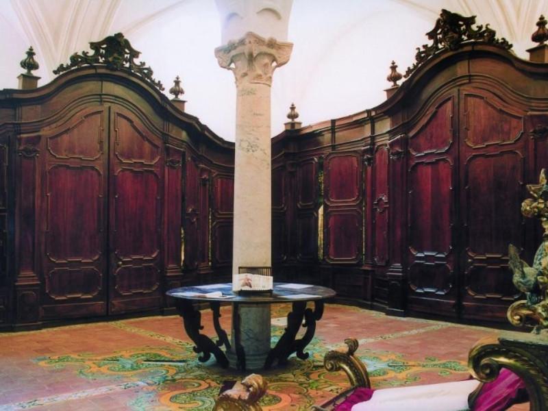 sala degli arredi sacri basilica di san domenico maggiore