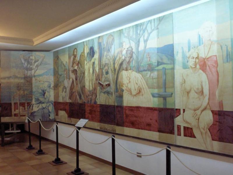 Pompei, Museo Gracco di Arte Contemporanea e Fotografia