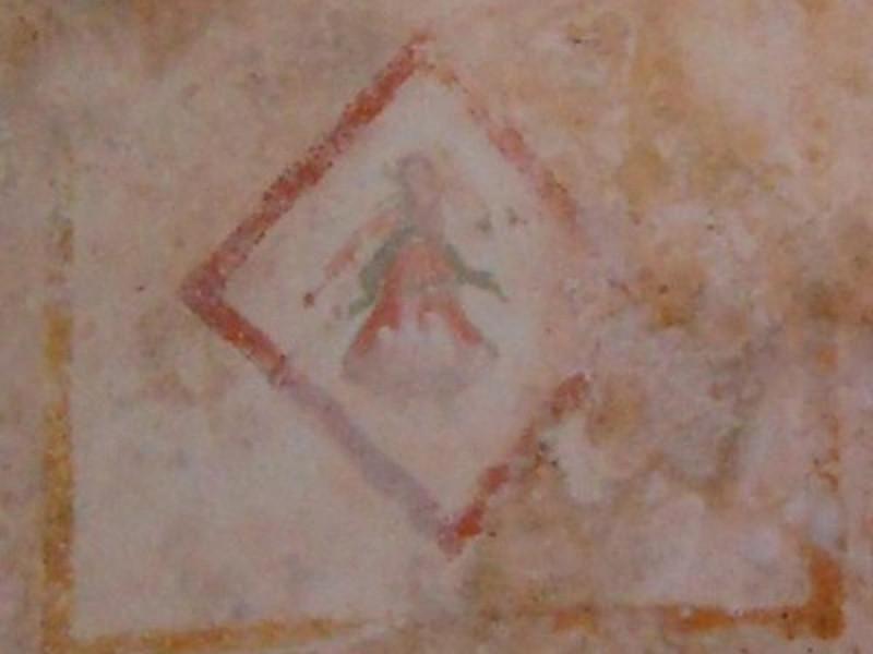 Necropoli in località Cappella, particolare d