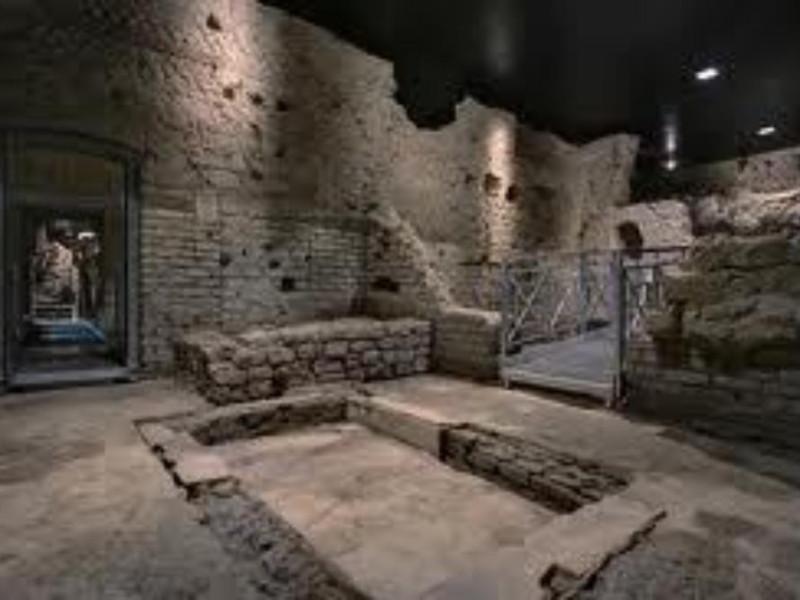 Area archeologica di San Lorenzo Maggiore, am
