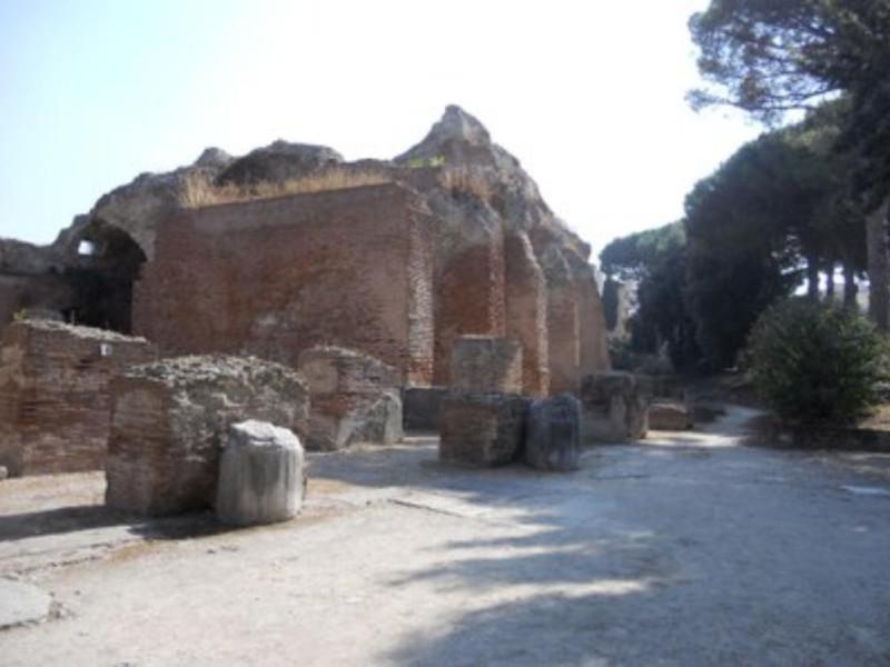 Anfiteatro Flavio, particolare