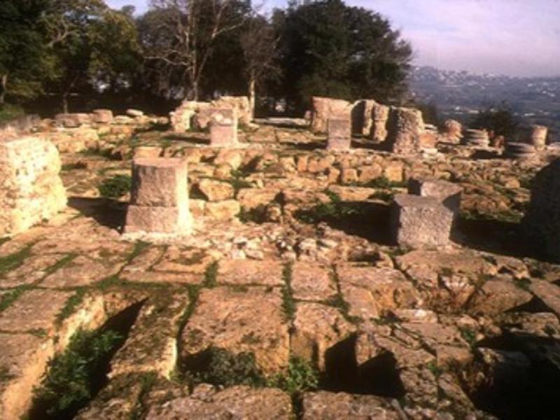 Cuma, Tempio di Apollo